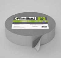 Демпферная виброгасящая лента SoundGuard ВиброЛента 50