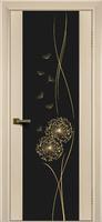 Дверь Камелия тон 16 стекло Одуванчик