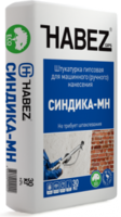 Штукатурка гипсовая HABEZ -Синдика МН