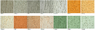 Боларс декоративная штукатурка Mineral Bark с зерном 1,5 мм (25 кг)