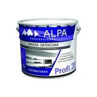 ALPA Профессиональная краска для внутренних и наружных работ  Profi 20 (10 л)