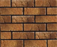 Декоративный камень Кирпич Гулливер цвет 6