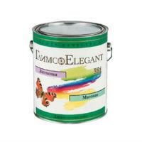 Глимс-Elegant латексная матовая краска база для светлых тонов (18,9 л)