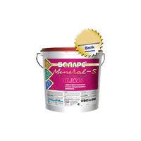 Боларс декоративная штукатурка Mineral-S Bark 2,5 (25 кг)