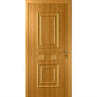 """Интех Пласт дверь """"Капель"""" Лотос (цвет орех миланский)"""