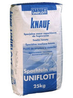 Knauf Uniflot Шпаклевка гипсовая высокопрочная (25 кг)