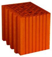 Кирпич керамический POROMAX-250-1/2 (шт.)
