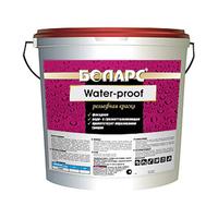 Боларс рельефная краска WATER-PROOF (25 кг)