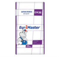 Euromaster ЕМ26 шпаклевка фасадная (25 кг)