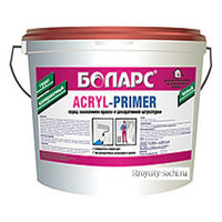Боларс Acryl-primer грунтовка акриловая (5 кг)