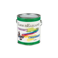 Глимс-Elegant латексная полуглянцевая краска белая (3,78 л)