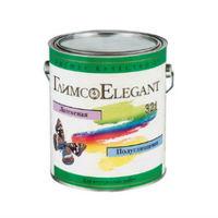 Глимс-Elegant латексная полуглянцевая краска белая (18,9 л)