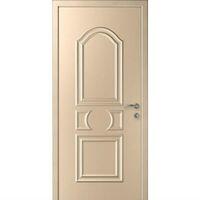 """Интех Пласт дверь """"Капель"""" Нарцисс (цвет дуб белёный)"""
