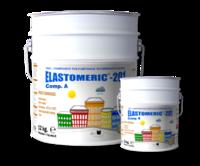 двухкомпонентное полиуретановое покрытие Elastomeric - 201