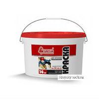 Старатели краска акриловая для стен и потолков Супербелая (3 кг)