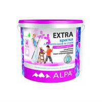 ALPA Краска для потолков с индикатором цвета EXTRA (10 л)