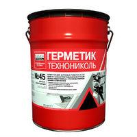 Техно-Николь №45 герметик бутилкаучуковый (белый), 10 кг