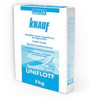 Knauf Uniflot Шпаклевка гипсовая высокопрочная (5 кг)