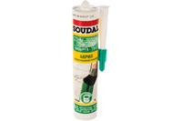 Акриловый герметик окрашиваемый белый Soudal 15*280мл