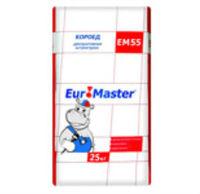 "Euromaster EM55 штукатурка декоративная ""Короед"" (25 кг)"