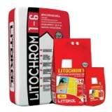 Затирка LITOCHROM 1-6 (5кг)