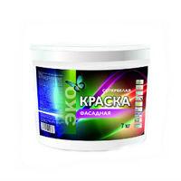 Akrimax Краска фасадная супербелая ЭКО (15 кг)