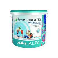 ALPA Латексная краска для ванной и кухни PremiumLATEX (5 л)