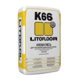 Цементный клей LITOFLOOR K66