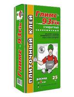 ГЛИMC-93 fix унивepcaльный вoдocтoйкий плитoчный клeй (25 кг)