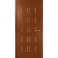 """Интех Пласт дверь """"Капель"""" Акация (цвет орех итальянский)"""