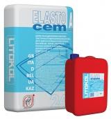 Гидроизоляционный цементный состав  ELASTOCEM (А+В)
