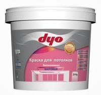 Интерьерная краска Дио для потолков (10л)