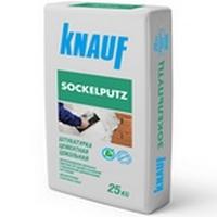Knauf Sockelputz Штукатурка цементная цокольная (25 кг)
