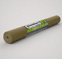 Звукоизоляционная мембрана  SoundGuard Membrane S 3,9  самоклеящаяся 2500х1200х3,9 мм(3м2)