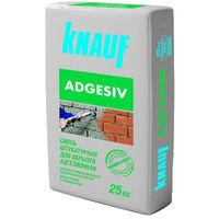 Knauf Adgesiv Штукатурка цементная для обрызга адгезионная (25 кг)