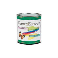 Глимс-Elegant акриловая матовая краска для фасадных и внутренних работ база для светлых цветов (3,78 л)