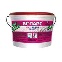 Боларс Acril-Primer Quartz грунтовка акриловая (10 кг)