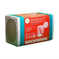 Rockwool Акустик Баттс звукоизоляционные плиты