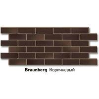 Döcke фасадная панель (Berg) Braunberg коричневый (шт.)