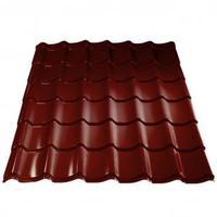 Grand Line Classic Solano®30 Chocolate Brown металлочерепица, кв.м
