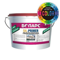 Боларс грунт Sil-primer Color (10 кг)