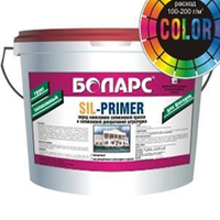 Боларс грунт Sil-primer Color (30 кг)