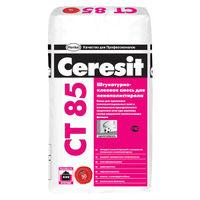 Штукатурно-клеевая смесь Ceresit CT 85  (25 кг)