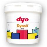 Декоративная штукатурка Dyosit крупнозернистая 2-4мм(25кг)