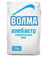 Волма Алебастр строительный гипс (25 кг)