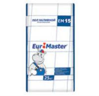 Euromaster ЕМ15 наливной пол базовый (25 кг)