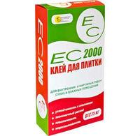 ЕС Плиточный клей ЕС 2000 (25 кг)