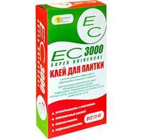 ЕС Плиточный клей ЕС 3000 (25 кг)
