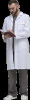Халат медицинский 101-02 белый