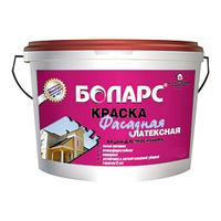 Боларс краска фасадная латексная водно-дисперсионная (15 кг)